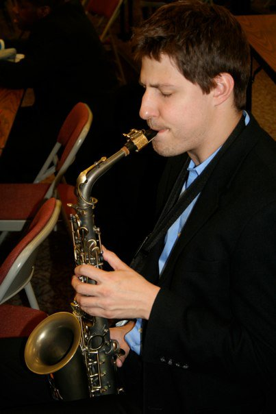 Billy Wolfe Saxophone